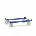 Palettenfahrgestell 1000 kg Polyamid-Räder
