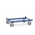 Palettenfahrgestell Elastic-Vollgummi Tragkraft 1200 kg