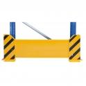 Rammschutzwand Breite 1.100 mm für Einfachregale