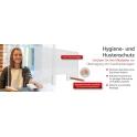 Hygiene und Hustenschutz