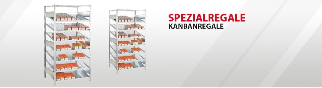 Kanbanregale