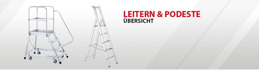 Leitern & Podeste